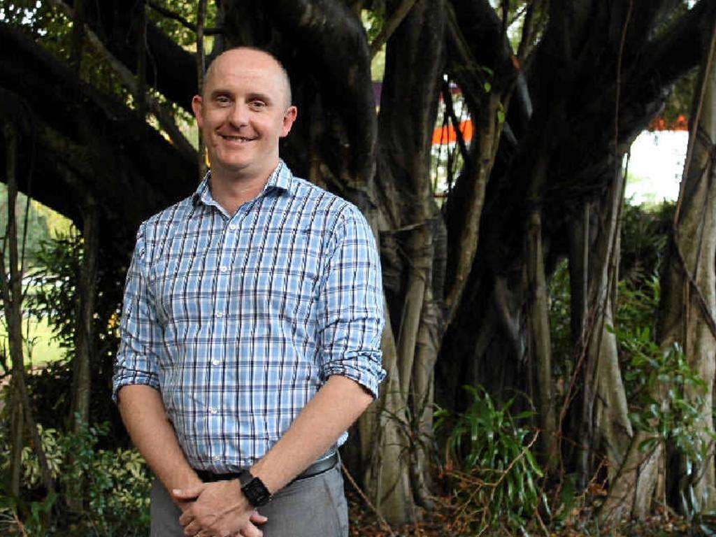 Mackay Tourism CEO Tas Webber. Picture: Emma Murray.