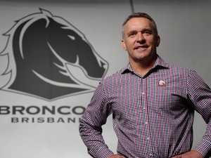Broncos boss emerges as NRL's White knight
