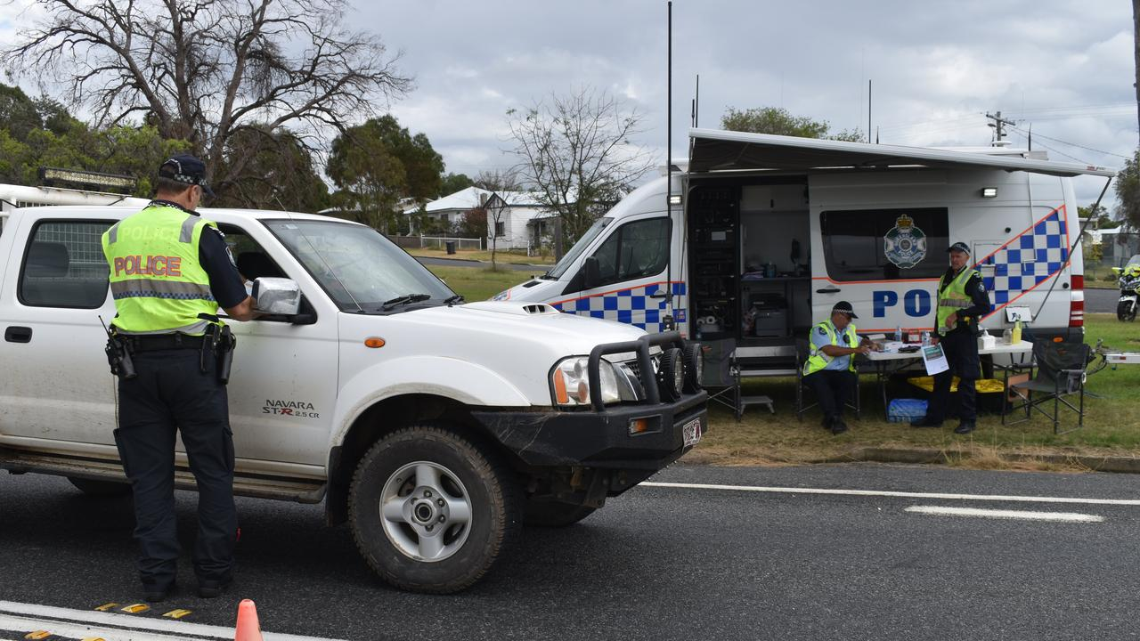 LOOSENING UP: Local government and police say the trial method will aim to ease the burden on essential interstate travellers. Picture: Saavanah Bourke