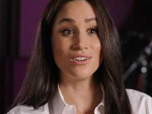 Meghan makes long-awaited TV appearance