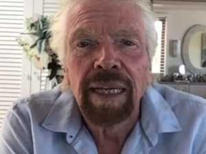 Branson hits out at Australian government over collapse