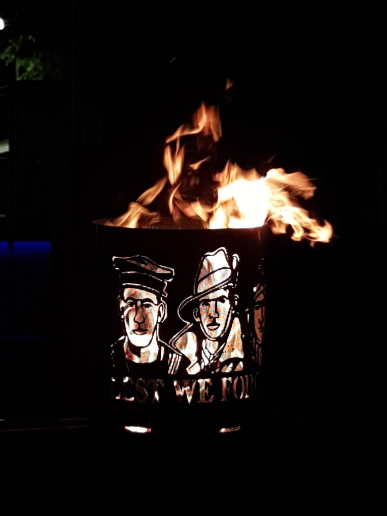 This Anzac Day, Queenslanders are being asked to light up the dawn.
