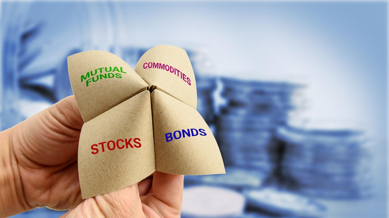 Superannuants with a diversified portfolio will likely be shielded from the full weight of the sharemarket downturn.