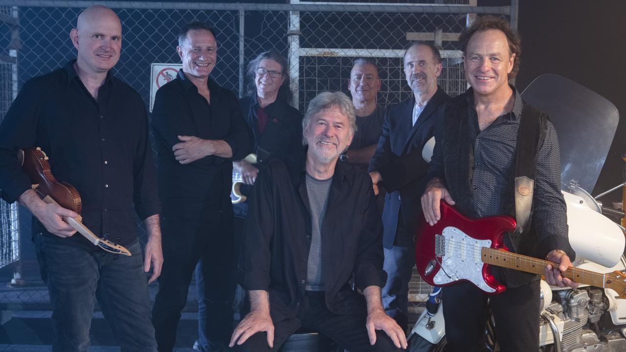 John Schumann and The Vagabond Crew.