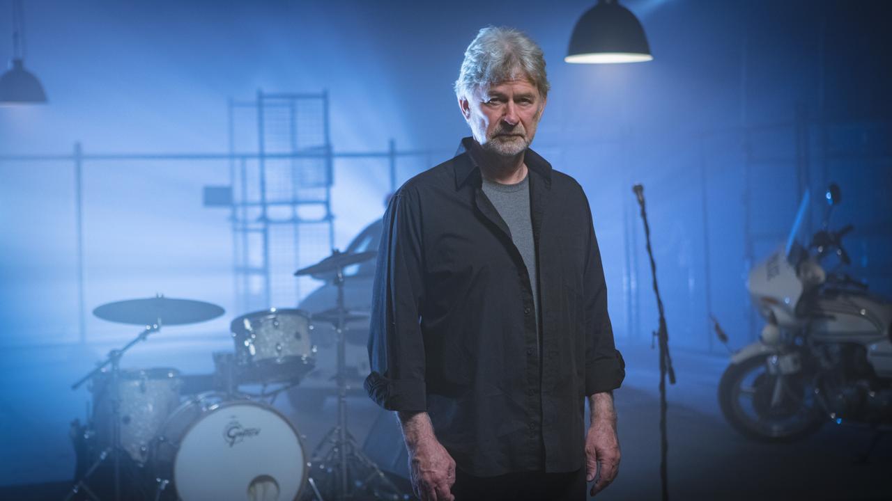 Singer-songwriter John Schumann.