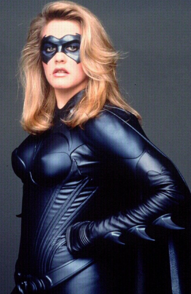 Alicia Silverstone has recalled the negative experience of playing Batgirl in 1997's Batman & Robin. Picture: Supplied.