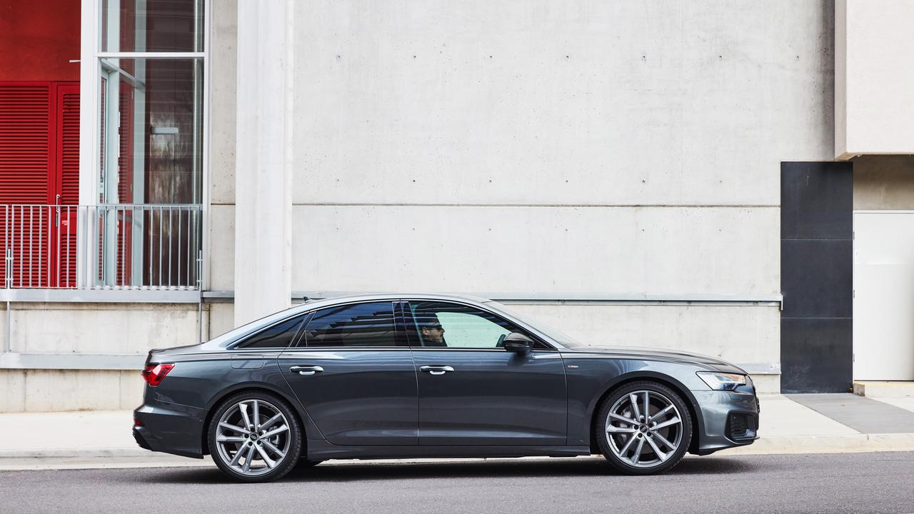 The new Audi A6 starts from about $100,000 once all on-road costs are covered.
