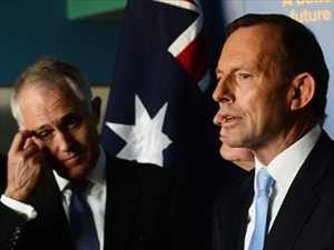 Abbott weighs in on Turnbull's claims