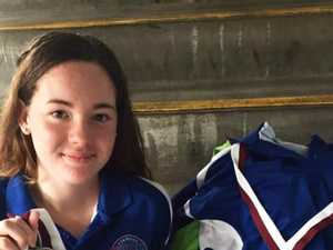 Bright future for swimmer with Olympic potential