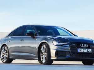 Technology-packed luxury sedan bucking the downward trend