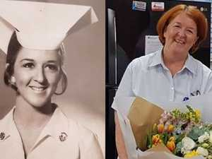 'This is what you train for:' Nurse marks 50yr milestone