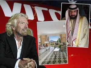 Billionaires behind Virgin Australia who won't bail it out
