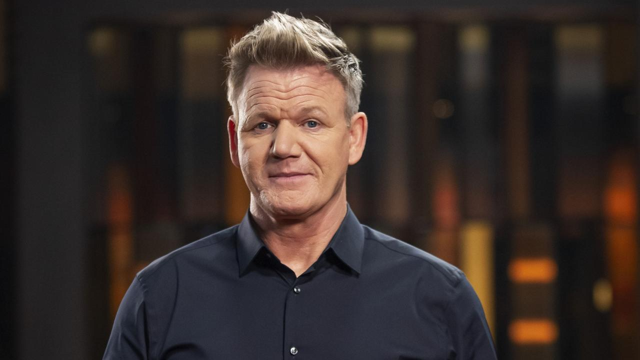 Gordon Ramsay on MasterChef Australia: Back To Win. Picture: Channel 10
