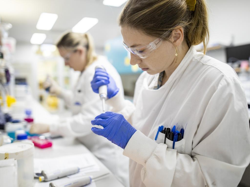 Coronavirus: UK 'throwing everything' at developing vaccine