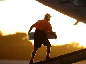 Company warns 55 Mackay airport jobs in limbo