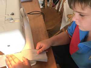 Rubyvale student creates new item for school uniform