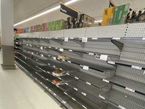 PANIC BUYING: Study explores why we're hoarding staples