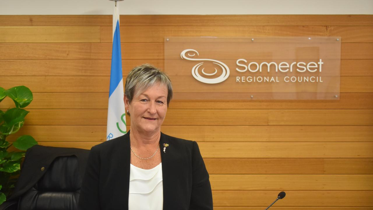 Councillor Helen Brieschke was appointed Deputy Mayor at today's Somerset Regional Council meeting.
