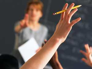 Fears for teachers as students ditch distancing
