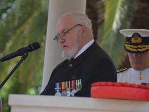 War veteran honoured for years of service