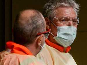 The reason Australia's virus cases are reducing