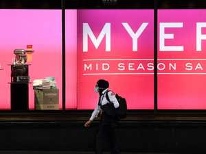 Myer announces stores will stay closed