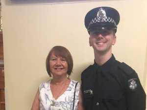 Family, friends honour fallen police heroes