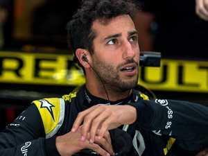 Ferrari threat deepens Ricciardo mystery