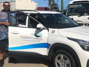 Community transport service still operating