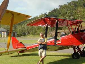 Fly-by over Whitsundays to honour Anzacs