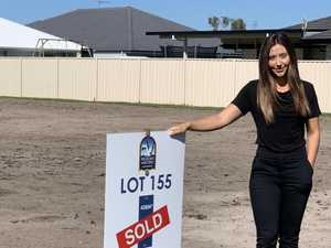 Suburb's rapid-fire sales ease market confidence