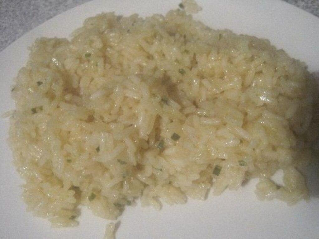 Amazing Savoury Rice.