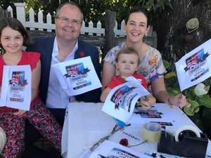Fairfax MP pays tribute to Coast mother of fallen soldier