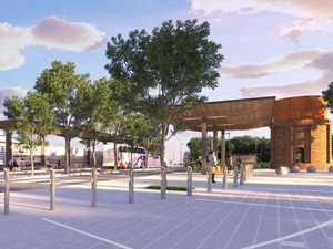 Work on town's new transport hub kicks off