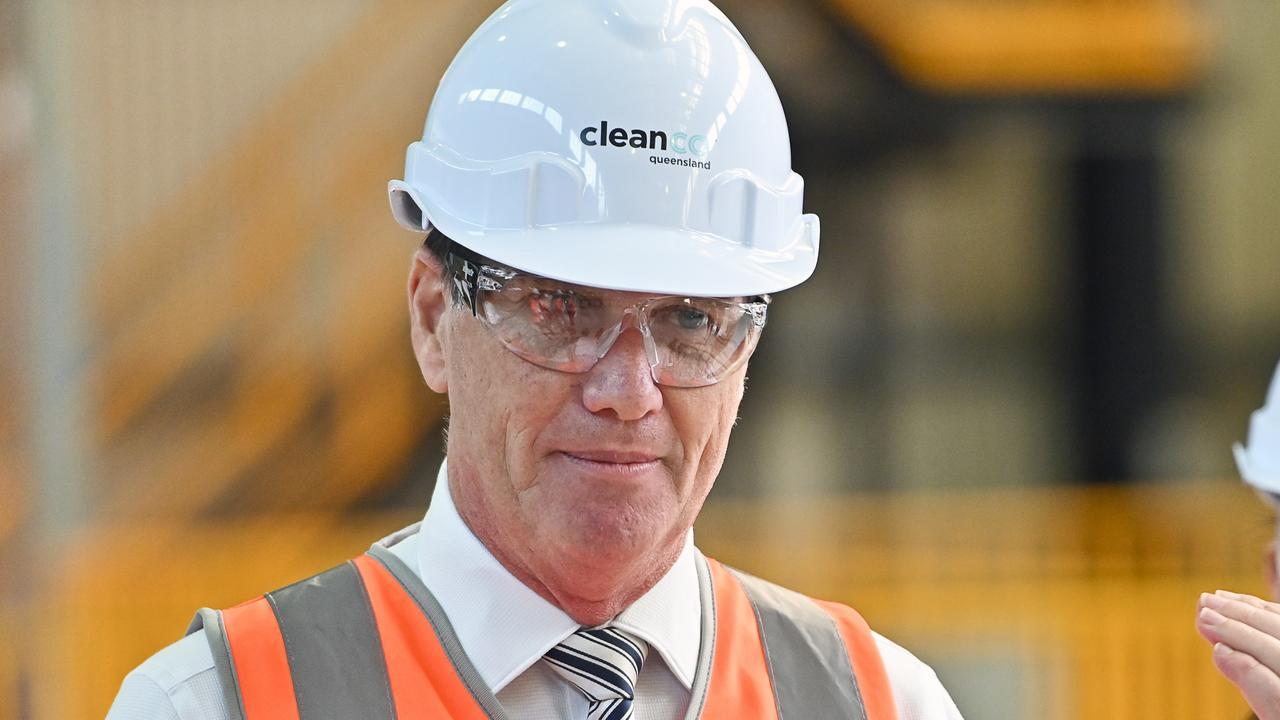 Mines Minister Anthony Lynham.