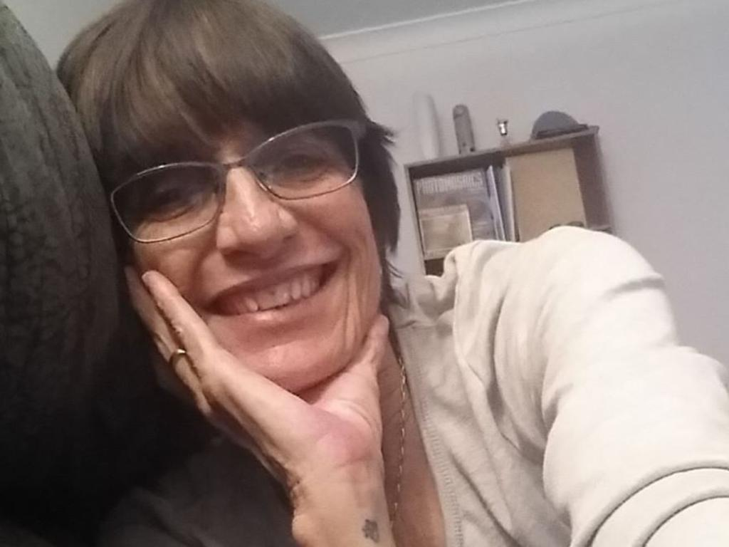 Rhonda Montgomery, from Tamworth, who died of COVID-19, aged 58. Picture: Facebook