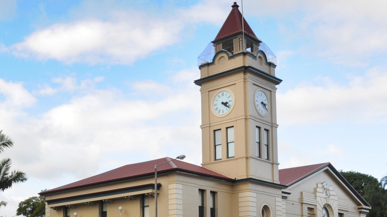 Gympie five ways town hall