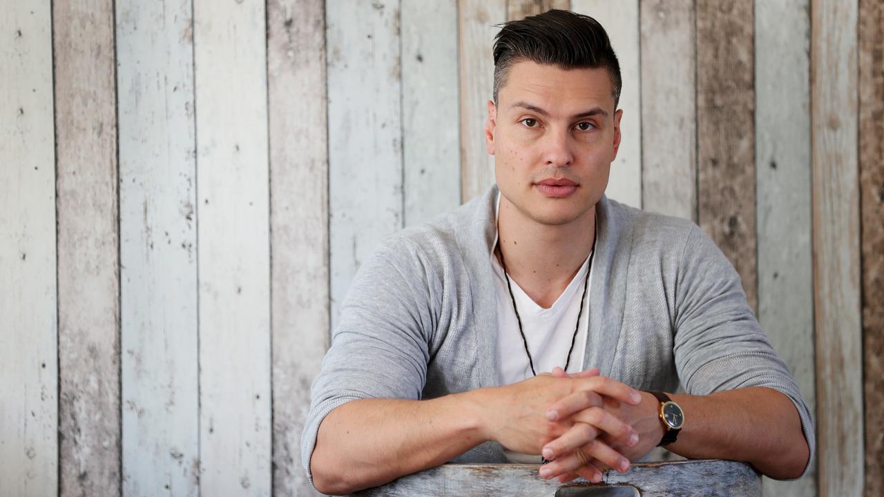 MasterChef contestant Ben Ungermann. Picture: Tara Croser