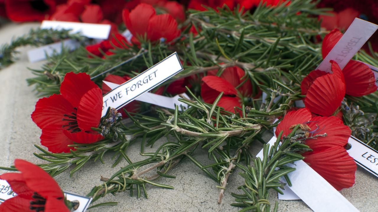 Police urge the public to commemorate Anzac Day safely.