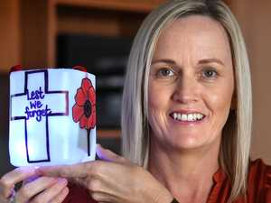 Mackay embracing crafty approach to Anzac Day