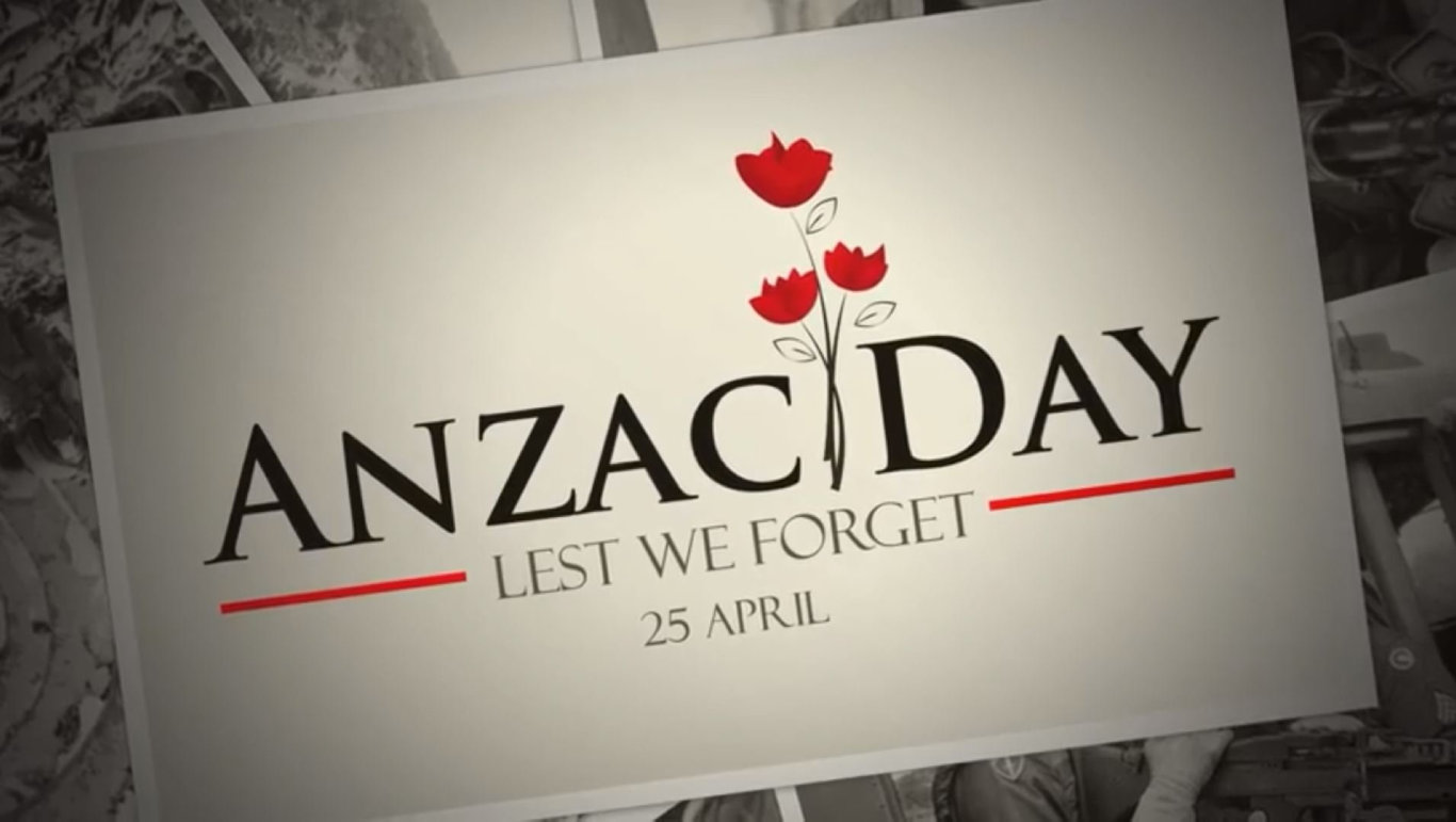 Grafton musician Garrett Salter has produced a 4-minute Anzac Day tribute which includes original bugle recordings of The Last Post and The Rouse for people to play on Saturday in place of the usual ceremonies that have been cancelled this year.