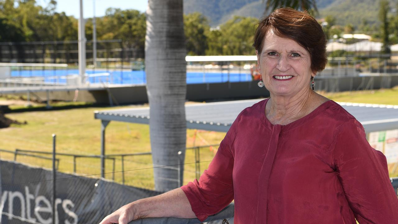 """Rockhampton Hockey president Barb Knowles: """"We will also look at more social events as well, any avenue to get people playing hockey."""""""