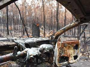 'Forgotten' fire victims still waiting