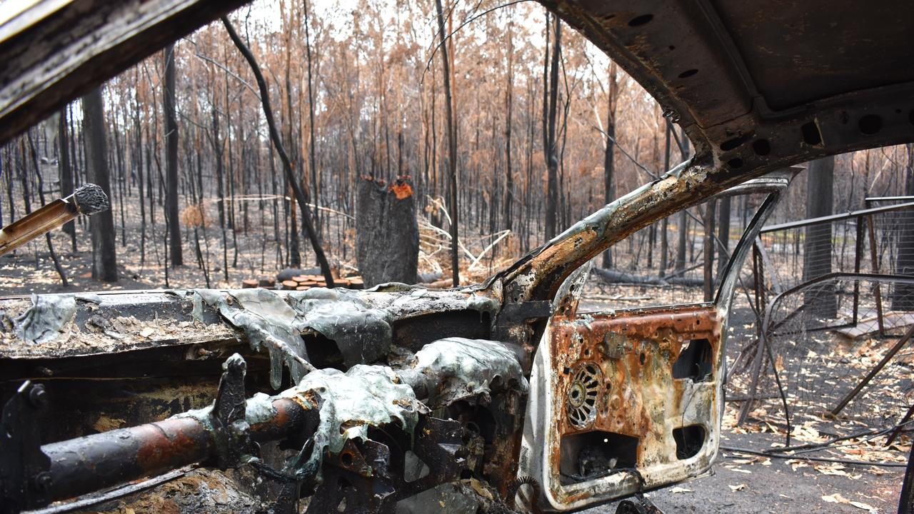 ONE YEAR ON: Tabulam fire