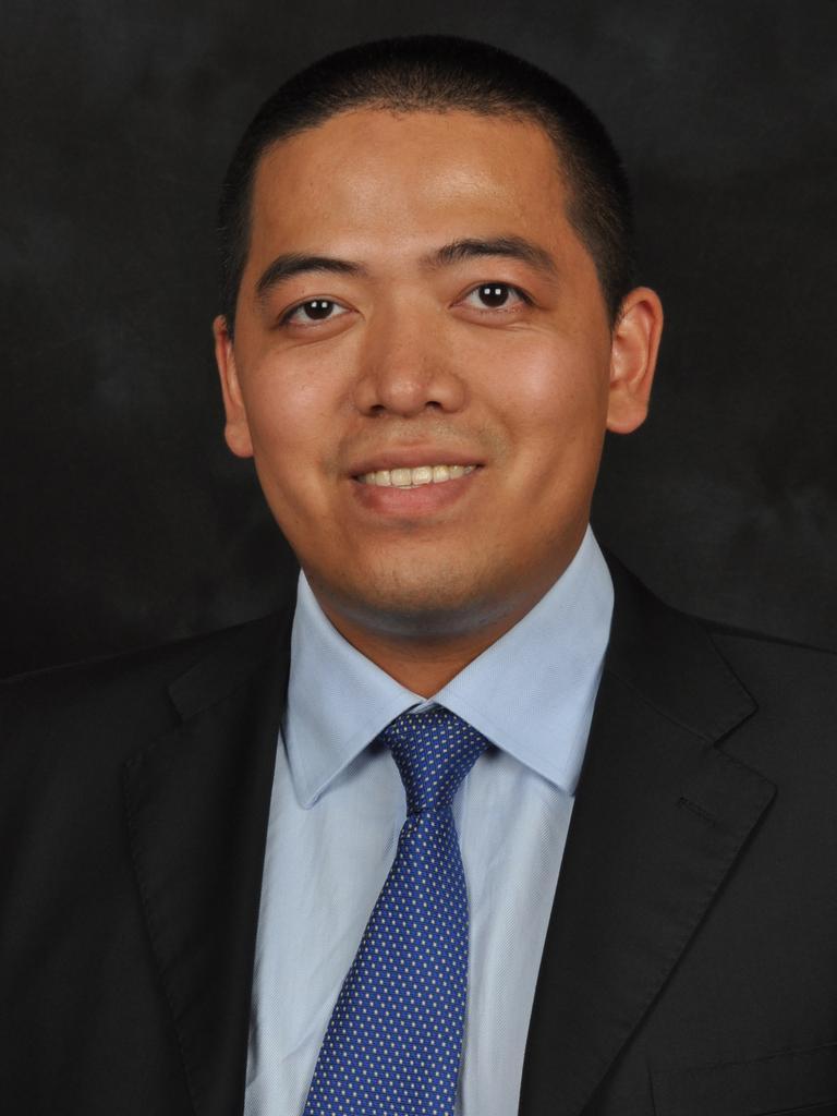 Dr En Li from CQUniversity