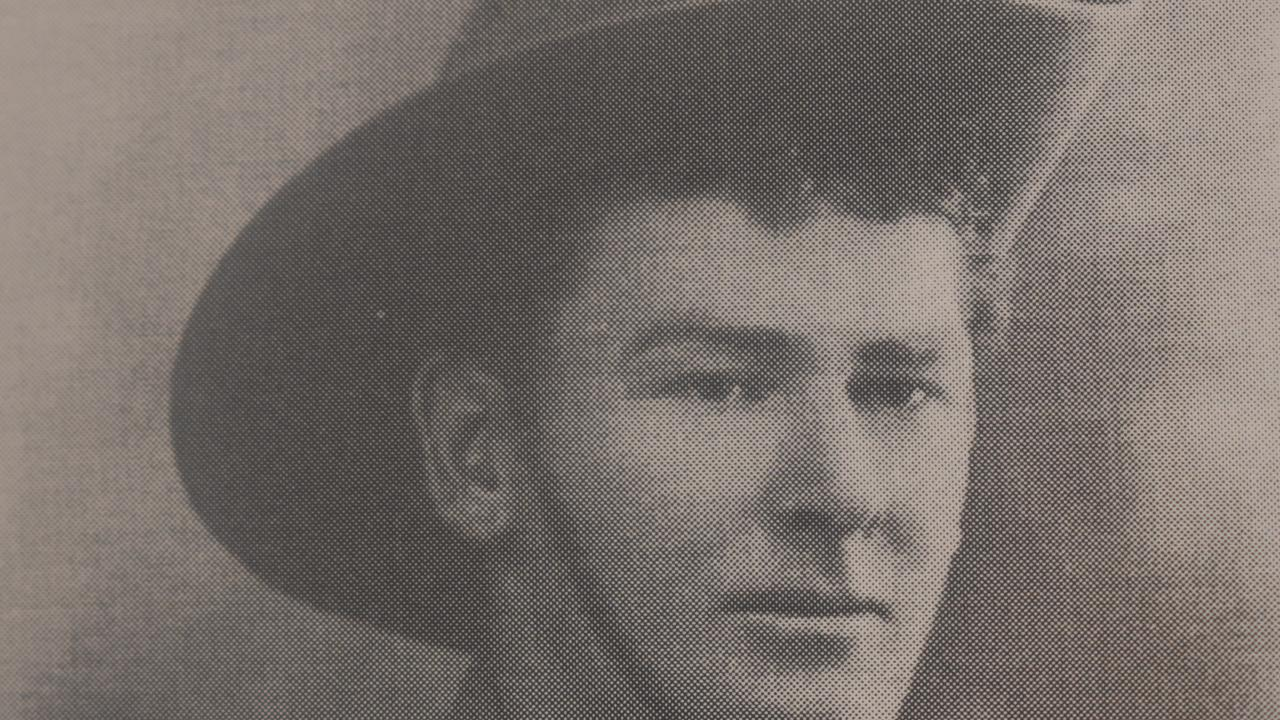 GYMPIE REMEMBERS: Glastonbury's Buddy Pullen will today remember his two Anzac uncles, including Herbert William Pullen, the one who never returned from World War I.