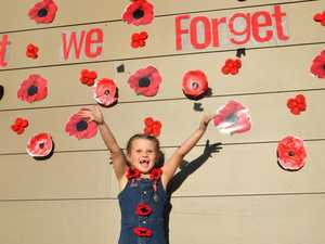 Poppy ready to commemorate fallen heroes