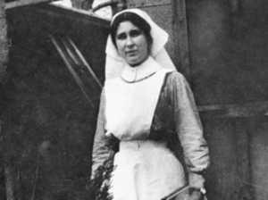 Mackay nurse's bravery behind enemy frontlines