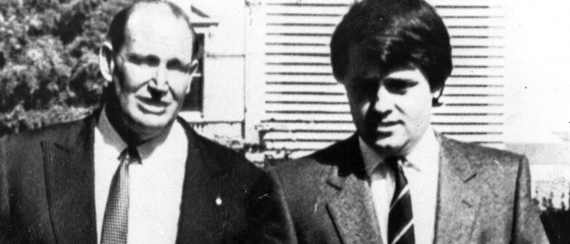 Strange bedfellows Malcolm Turnbull and Joh Bjelke-Petersen shared obscure knowledge to help mogul Kerry Packer shake 'hit' accusations, writes Des Houghton.