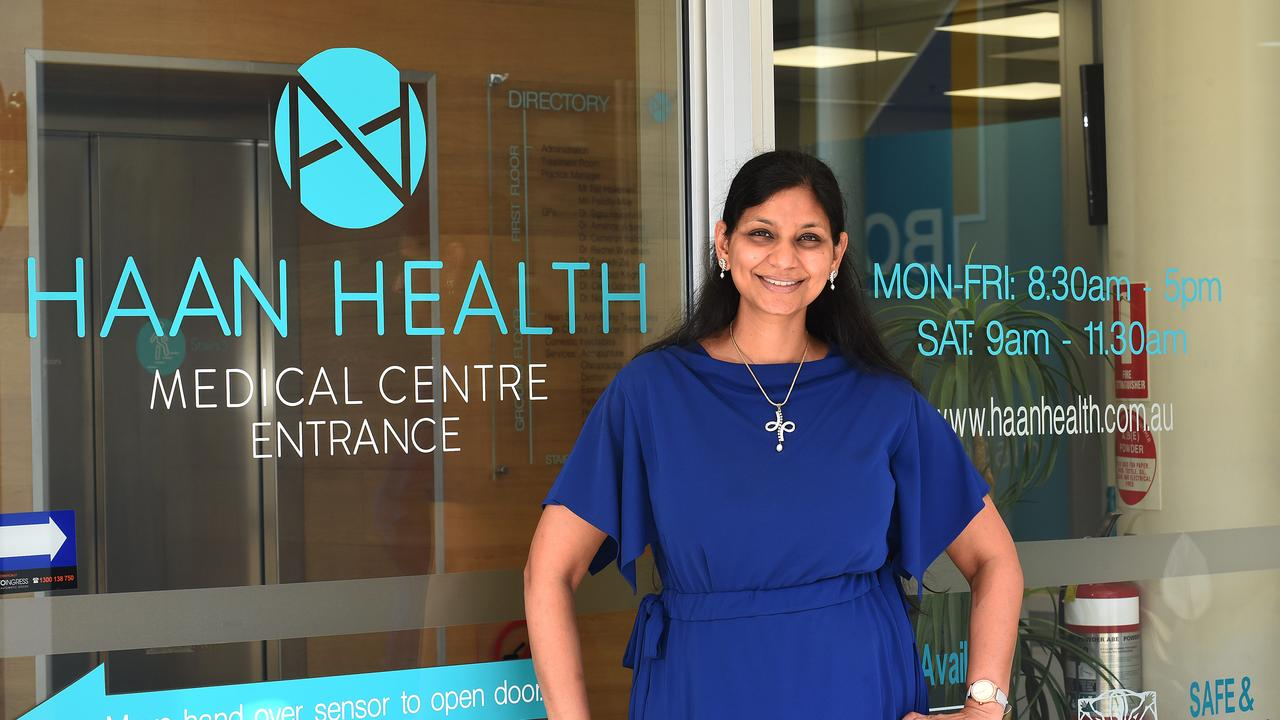 Dr Sonu Haikerwal is the co-owner and Principal General Practitioner at the Haan Health Medical Centre's. Picture: John Gass
